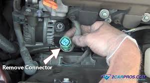 how to replace an alternator in under 30 minutes