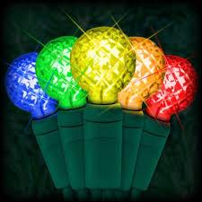 ge led christmas lights led multi color christmas lights 50 g12 mini globe led bulbs 4