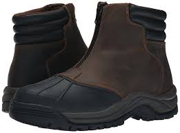 propet men u0027s blizzard mid zip boots amazon ca shoes u0026 handbags