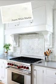 White Backsplash Tile For Kitchen Carrara Subway Tile Backsplash Interior Tiles For Kitchen The