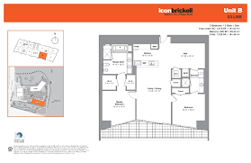 Axis Brickell Floor Plans Icon Brickell Icon Brickell Condos Icon Brickell Miami 495