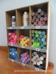 25 unique acrylic paint storage ideas on pinterest paint