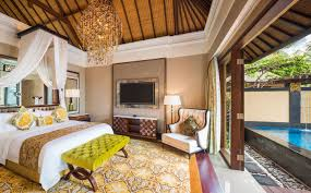luxury beachfront villa bali the strand villa st regis bali