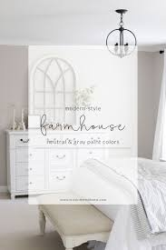 Modern Farmhouse Colors Paint Colors In Our Modern Style Farmhouse U2022 Miss In The Midwest