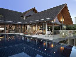 glass front house awesome design ideas of ocean front home design home design