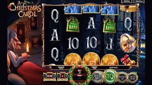 a christmas carol slot play u0026 review betsoft game for fun u0026 free