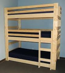 Three Person Bunk Bed Bunk Beds For Sale Kulfoldimunka Club