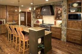 Rustic Kitchen Hoods - interior 1000 ideas about rustic kitchens on williamgeis