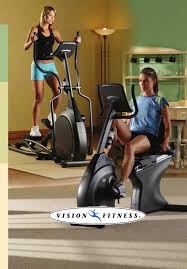 vision fitness bicycle e3200 user guide manualsonline com