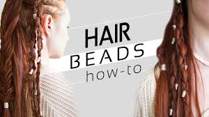 hair beading how to use in your hair and braids
