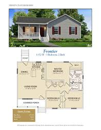 3 bedroom 2 bathroom house floor plans custom homes