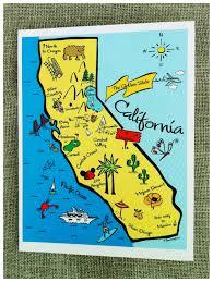 California State Map California State Map Clipart 33
