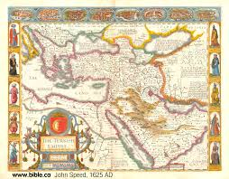 Gulf Countries In World Map by Exodus Route Maps Old Ancient Antique Vintage And Modern Maps