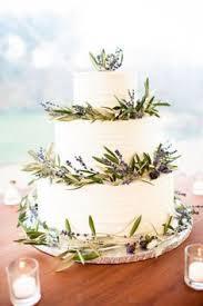 Wedding Wishes Cake U0027 Wedding Cake With Dried Lavender And Fresh Rosemary