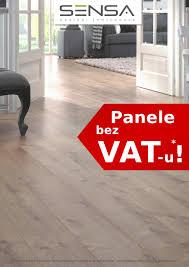 Sensa Laminate Flooring Nobless Panele Sensa Bez Vat U0027u