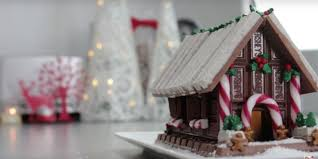 you u0027ve got to see this kit kat gingerbread house