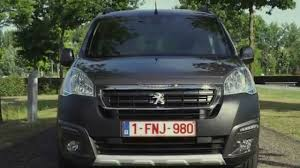 peugeot tepee 2017 new peugeot partner tepee 2015 youtube