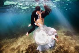 underwater wedding trang underwater wedding ceremony asiajourney