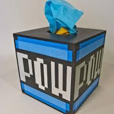 make your own geeky tissue box gadgetsin