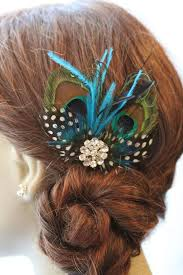feathers for hair i a thing for hair accessories and peacock feathers gettin