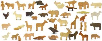 wooden animal handmade wooden toys
