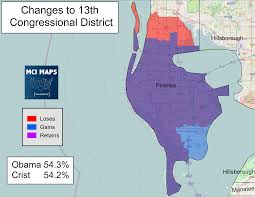 Hillsborough County Zip Code Map by The Complete Breakdown Of Florida U0027s Proposed Congressional