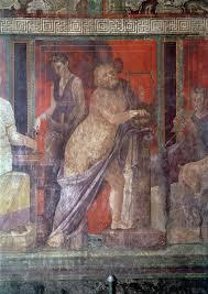 d inition chambre triclinium chambre scène d initiation aux mystères de dionysos
