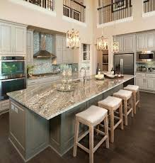 kitchens with an island bar stools surprising white kitchen vintage regarding islands with