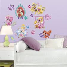 cute princess wall decals all home design ideas image of disney wall clings