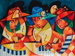 jose salazar vazquez 4f acrylic cuban painting