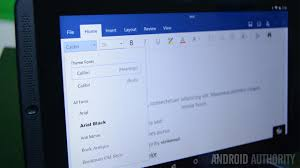 Spreadsheet For Android 10 Best Office Apps For Android Android Authority