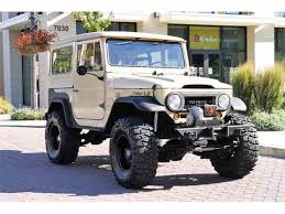 toyota fj40 land cruiser for sale toyota land cruiser for sale on classiccars com 96 available