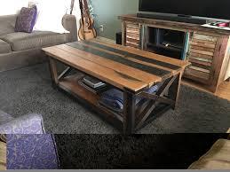 coffee table wonderful rustic pine coffee table round wood