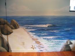 114 best murals images on pinterest beach art surf art and wave