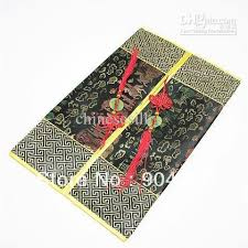 pattern black silk pack black tissue box holder rectangular silk fabric jade chinese knot