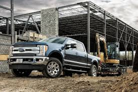 Ford Diesel Turbo Trucks - 2017 ford super duty pickup truck the strongest toughest