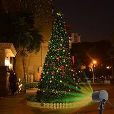 christmas tree laser lights starry laser lights projector lights outdoor waterproof laser l