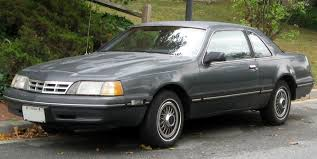 1988 ford thunderbird partsopen