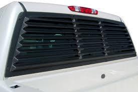 dodge ram rear window mach speed inc ms 23010 mach speed abs rear window louvers