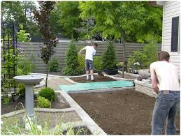 backyards appealing easy low maintenance backyard landscaping