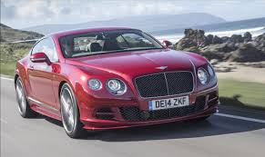 bentley continental gt speed more bentley sold 2 7 times more cars than rolls royce in 2014