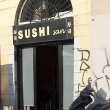 sushi porta genova sushi san sushi bar via ascanio sforza 17 porta genova