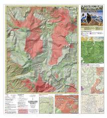 Hunt Maps Elktracker Map Examples Start My Hunt