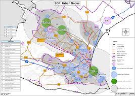 Urban Map Nelson Mandela Bay Municipality