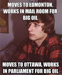 Edmonton Memes - hipster harper memes quickmeme