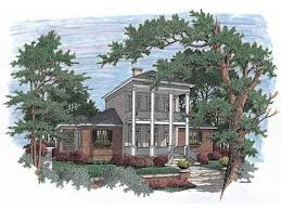 neoclassical home plans floor plan aflfpw11978 is a beautiful 2458 square neoclassical