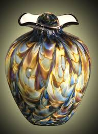 small cremation urns glass small cremation urn
