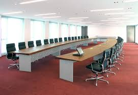 Large Conference Table Mobimex Tix