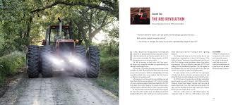 red 4wd tractors lee klancher 9781937747718 amazon com books