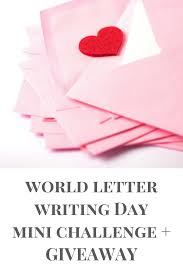 valentines day writing paper blog pretty by post world letter writing day mini challenge giveaway